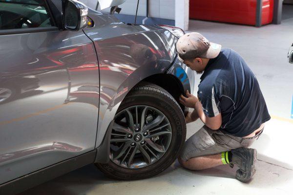 Gino's Panel & Paint Bumper Repair