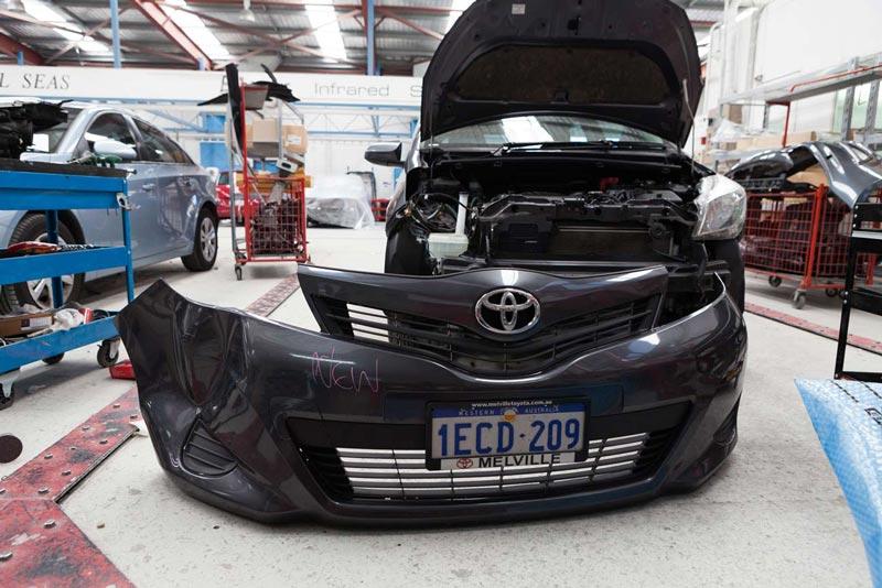 Car Bumper Repairs