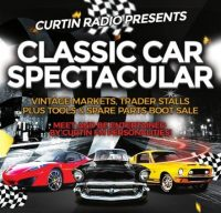 Curtin Radio Classic Car Spectacular Perth