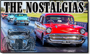 The Nostalgias Car Show Perth