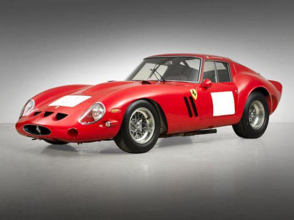 1962 Ferrari 250 GTO US$38.11M