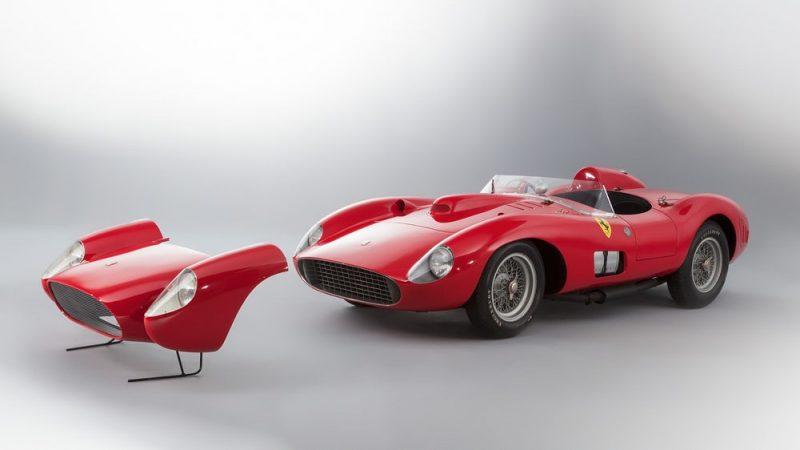 1957 Ferrari 335S: US$35.71M