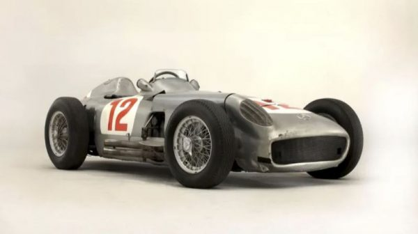 1954 Mercedes-Benz W196: US$29.6M