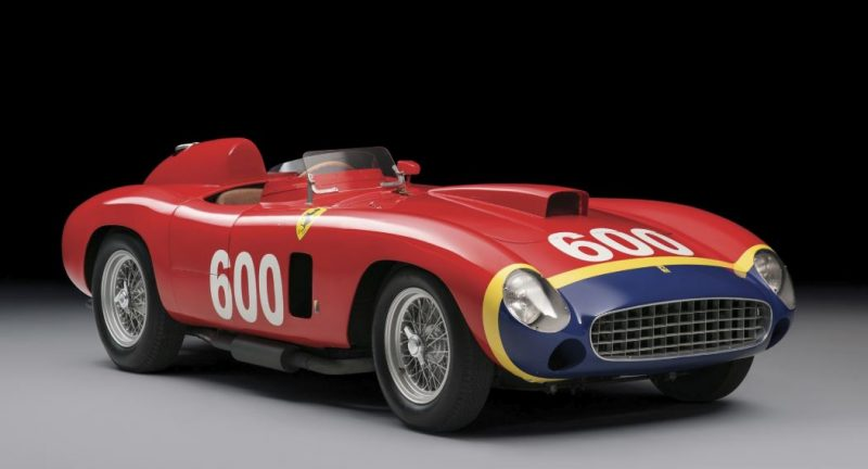 1956 Ferrari 290 MM: US$28.05M