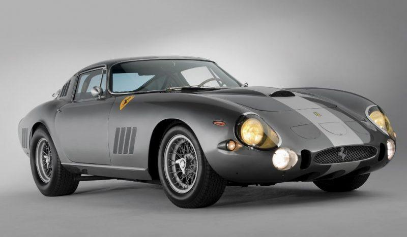 1964 Ferrari 275 GTB/C Speciale: US$26.4M