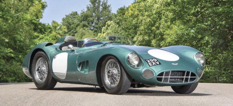 1956 Aston Martin DBR1: US$22.55M