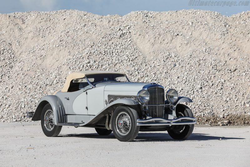 1935 Duesenberg SSJ: US$22M