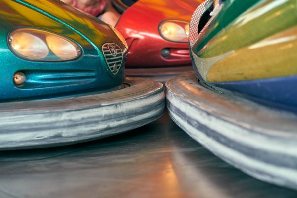 Bumper Cars - Perth's Famous Car Bingles