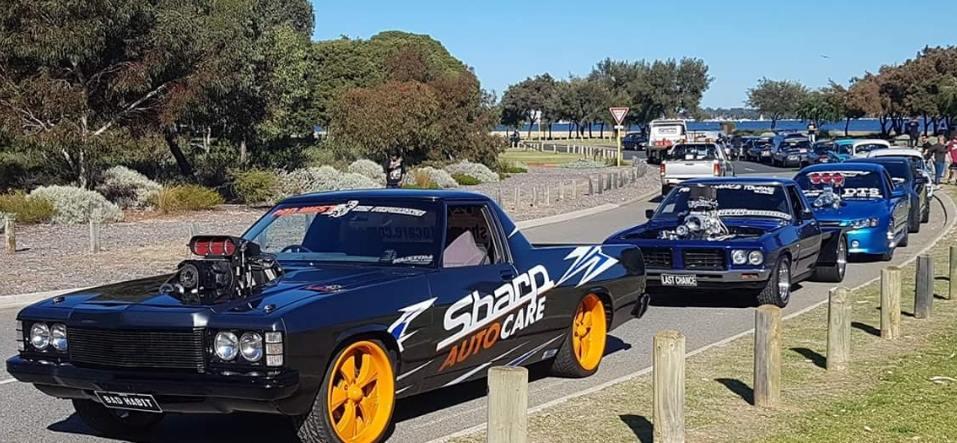 Bluey's Mega Car Show and Cruise 2020