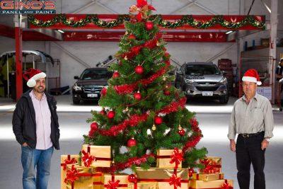 Gino's Christmas
