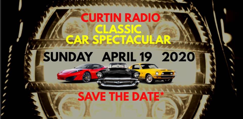 Curtin Radio Classic Car Spectacular