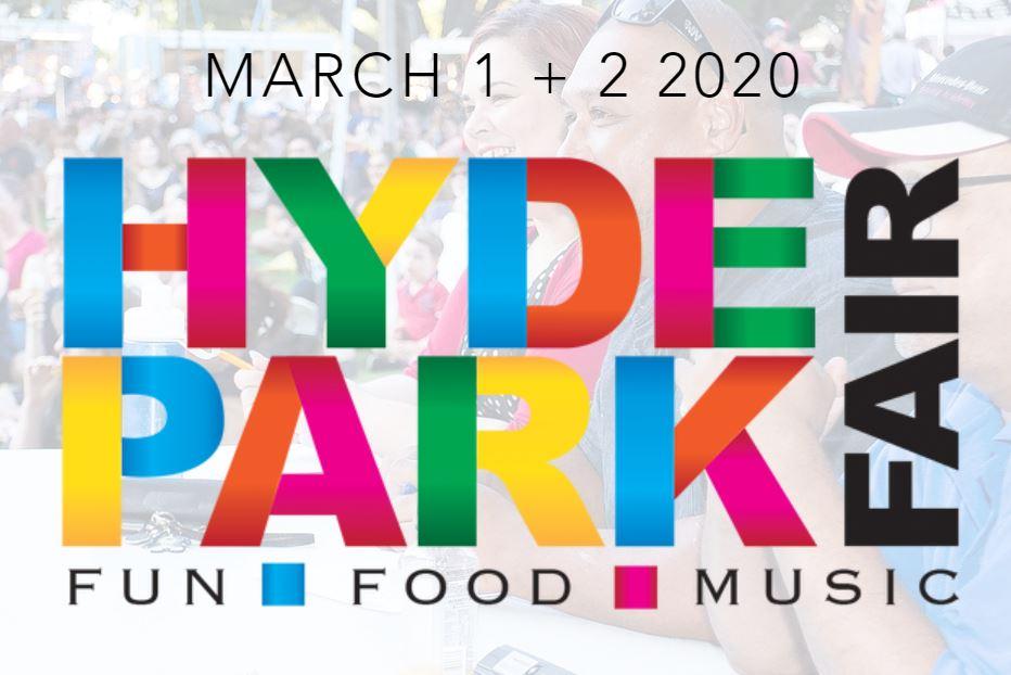 Hyde Park Fair Veteran Car Show