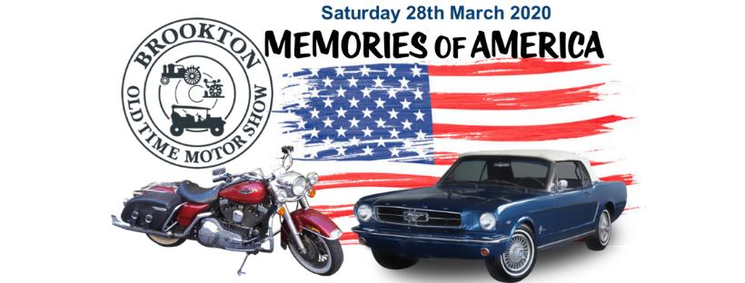 brookton memories of america poster