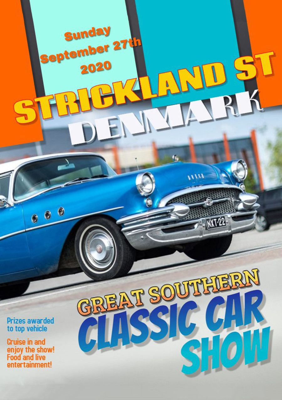 great souther classic car show