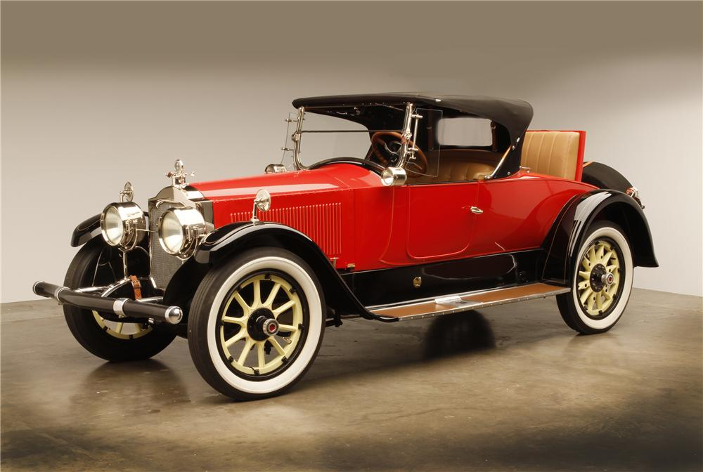 The 1926 Packard Twin 6 Roadster