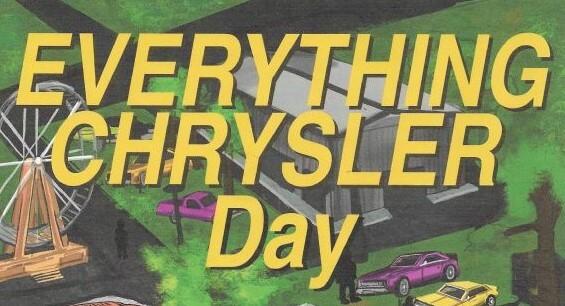 Everything Chrysler Day