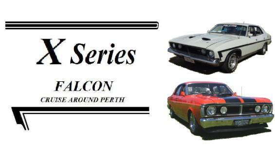 X Series Falcon Cruise